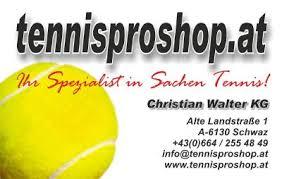 Tennis pro shop schwaz Walter christian